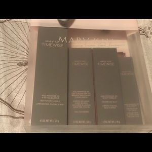Mary Kay 4-IN-1 Cleanser Set